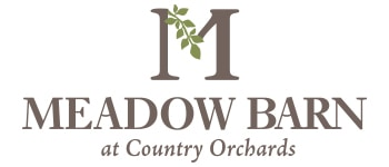 The Meadow Barn at Country Orchard Logo