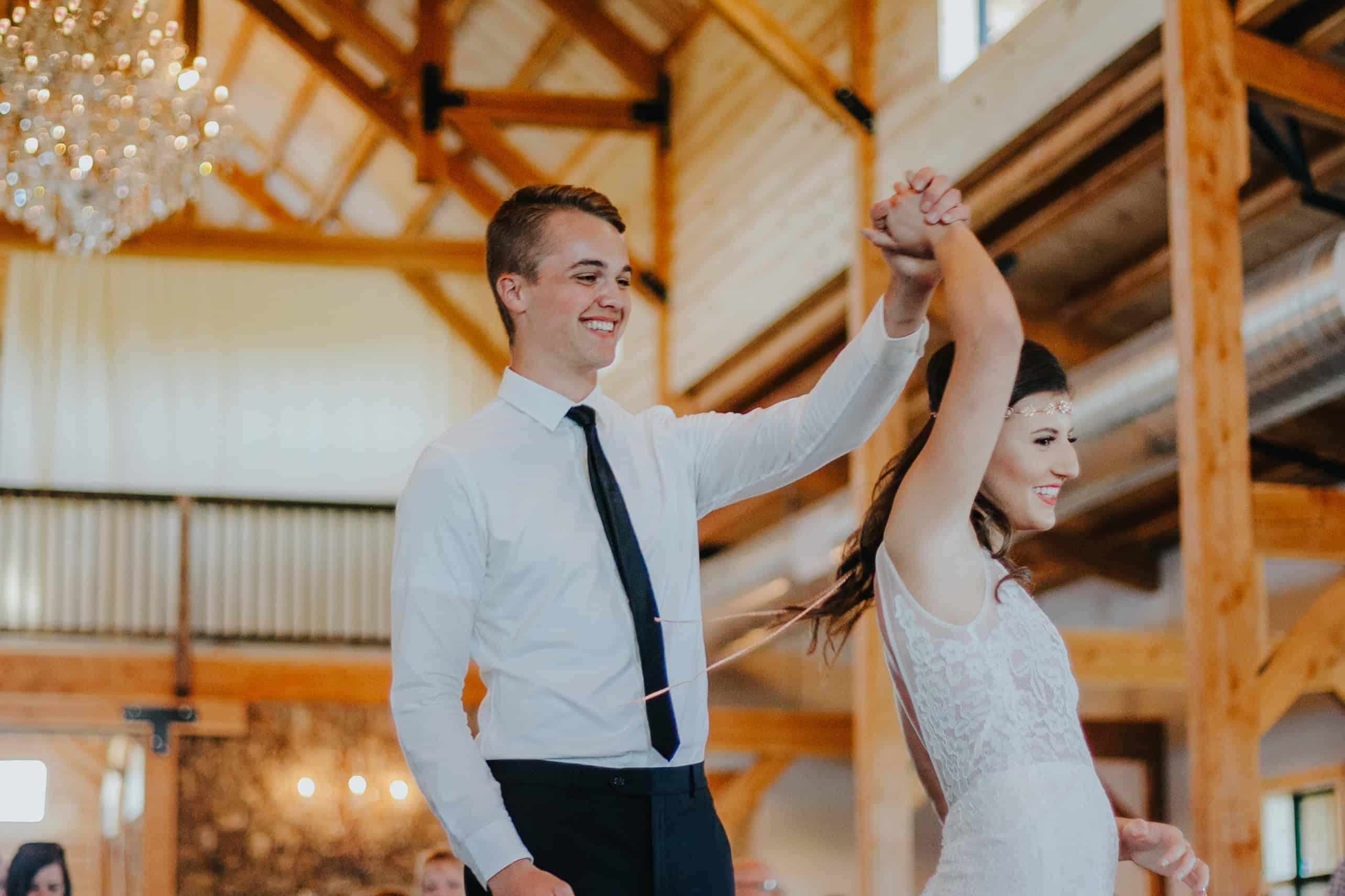 Wedding Reception The Meadow Barn
