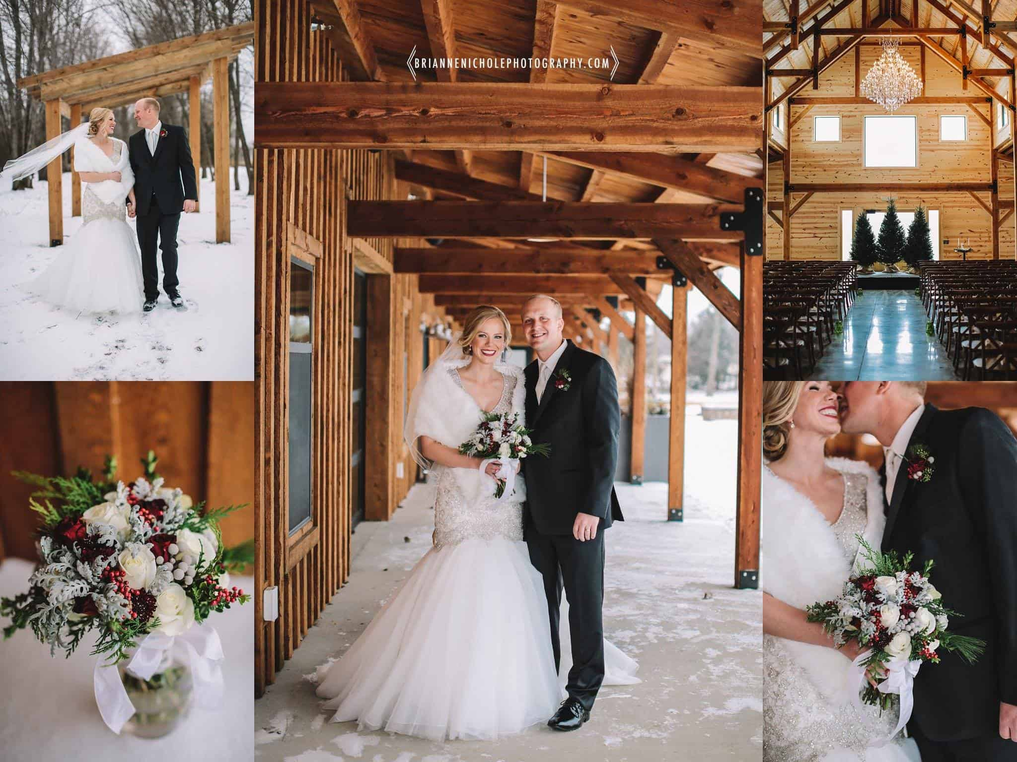 Why we love Winter Weddings!