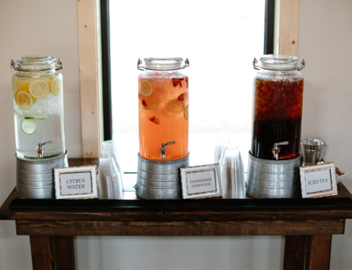Meadow Barn's Infusion Beverage Station