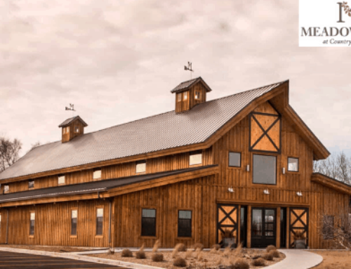 Choose The Meadow Barn For Your Wedding!