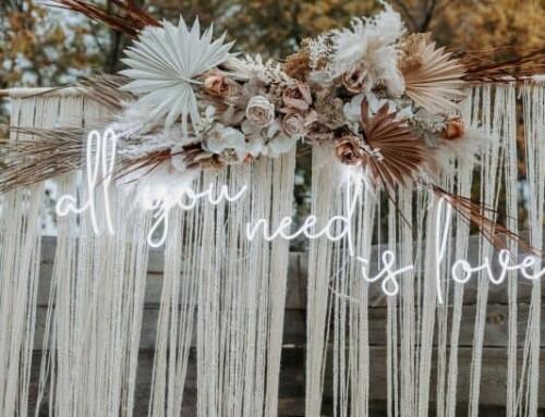 2021 Summer Wedding Trends
